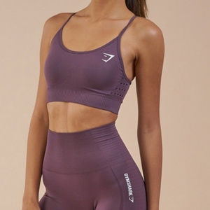 NWT Gymshark Energy Seamless Sports Bra